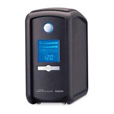 Compucessory 9-outlet UPS Power System, Black