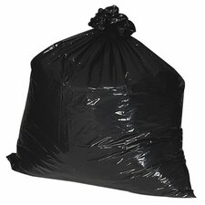 31-33 Gallon Recycled Trash Bags, 1.8mil, 100 per Box