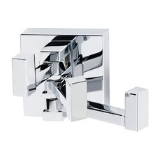 Contemporary II Wall Mounted Swivel Robe Hook