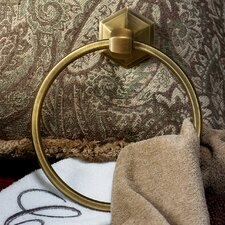 Nicole Wall Mounted Towel Ring