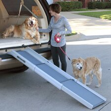 "Deluxe Tri-Scope 70"" Pet Ramp"