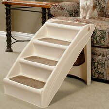 "PupStep Plus 4 Step 24"" Pet Stair"