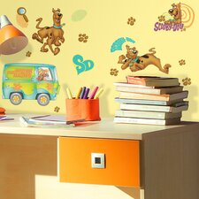 Room Mates Deco Scooby Doo Wall Decal
