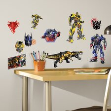 Transformers Age of Extinction Wall Decal