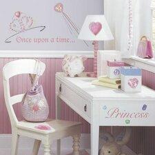 Studio Designs 36 Piece Princess Wall Decal
