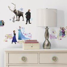 Popular Characters Frozen Characters Wall Decal
