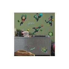 Popular Characters Green Lantern Wall Decal
