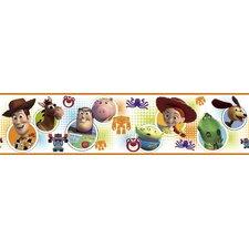 "Toy Story 3 15' x 5"" Border Wallpaper"