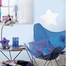 Wall Mirrors Star Wall Decal