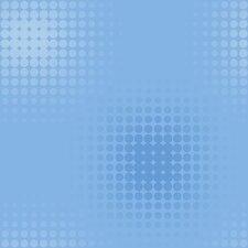 "Room Mates Deco Toy Story Optical 33' x 20.5"" Polka Dot Border Wallpaper"