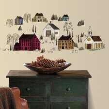 Room Mates Deco Country Scenic Wall Decal