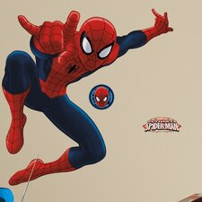 Spider-Man Ultimate Giant Wall Decal