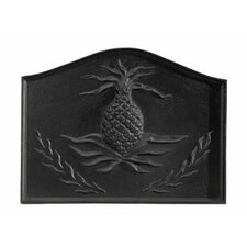 Pineapple Cast Iron Fire Back