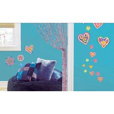 Just for Kids Sweet Hearts Self Stick Room Appliqué