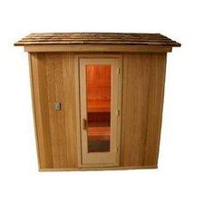 3-4 Person Prebuilt Sauna
