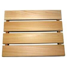 Cedar Sauna Headrest