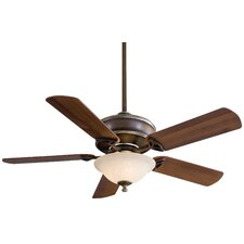 "52"" Bolo 5 Blade Ceiling Fan with Remote"
