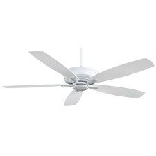 Kafe 5 Blade Ceiling Fan with Handheld Remote