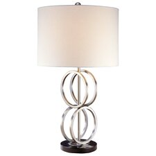 """29"""" H Table Lamp with Drum Shade"""