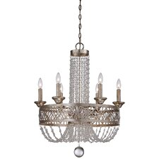 Lucero Florentine 9 Light Chandelier