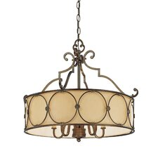 Atterbury 5 Light Chandelier
