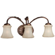Candlewood 3 Light Bath Vanity Light