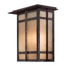 Delancy 1 Light Outdoor Sconce