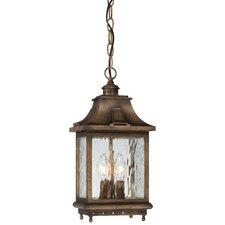 Wilshire Park 3 Light Outdoor Hanging Lantern