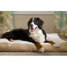 Ultra Plush Deluxe Pillow Pet Bed