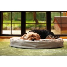 Deluxe Round Orthopedic Pet Dog Bed