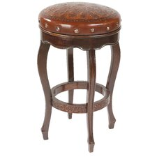 "Colonial 30"" Bar Stool with Cushion"