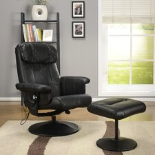 Relax Arm Chair and Ottoman