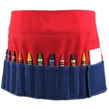 Doodlebugz Crayola Crayon Toolbelt in Red / Blue