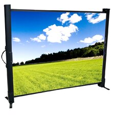 Matte White Portable Projection Screen