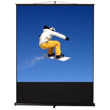 "Clarity Matt White 100"" Projection Screen"