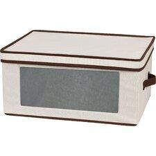Storage & Organization Canvas Stemware Chest