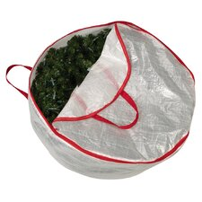 "Storage and Organization 30"" Circular Wreath Bag"