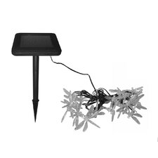 Smart Solar Accents Dragonfly Light String