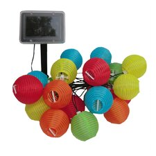 Solar 20 Lantern String Light