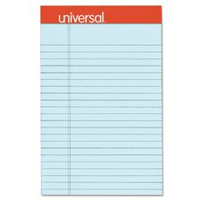 Fashion-Colored Perforated Note Pad (Set of 6)