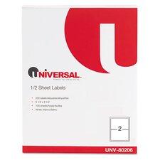 Inkjet / Laser Printer Labels (200 Pack)