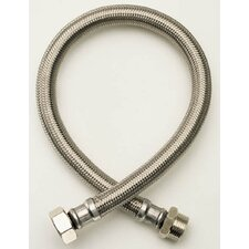 No Burst Braided Compression Thread Faucet Connector