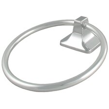 Prestige Wall Mounted Towel Ring