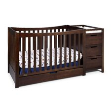 Remi 4-in-1 Convertible Crib and Changer