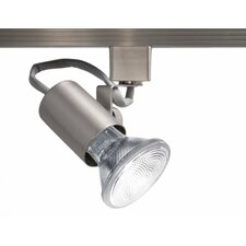 Exposed Lamp Luminaire Line Voltage Track Head