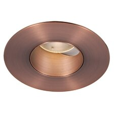"LED Downlight Adjustable Round 2"" Recessed Trim"