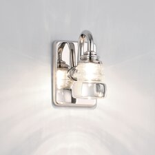 Rondelle 1 Light Wall Sconce