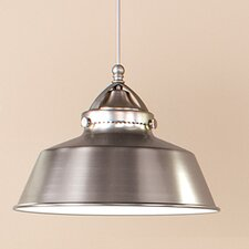 Wyandotte 1 Light Inverted Pendant