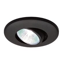 "Low Voltage Eyeball Miniature Cabinet 2.38"" Recessed Kit"