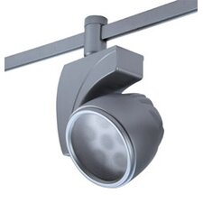 LED 18W J Track Fixture with White Flood